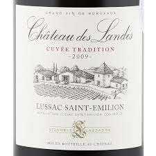 Ch. Des Landes Bordeaux